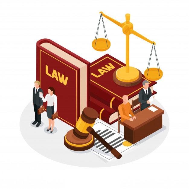دانلود دیکشنری تخصصی حقوق